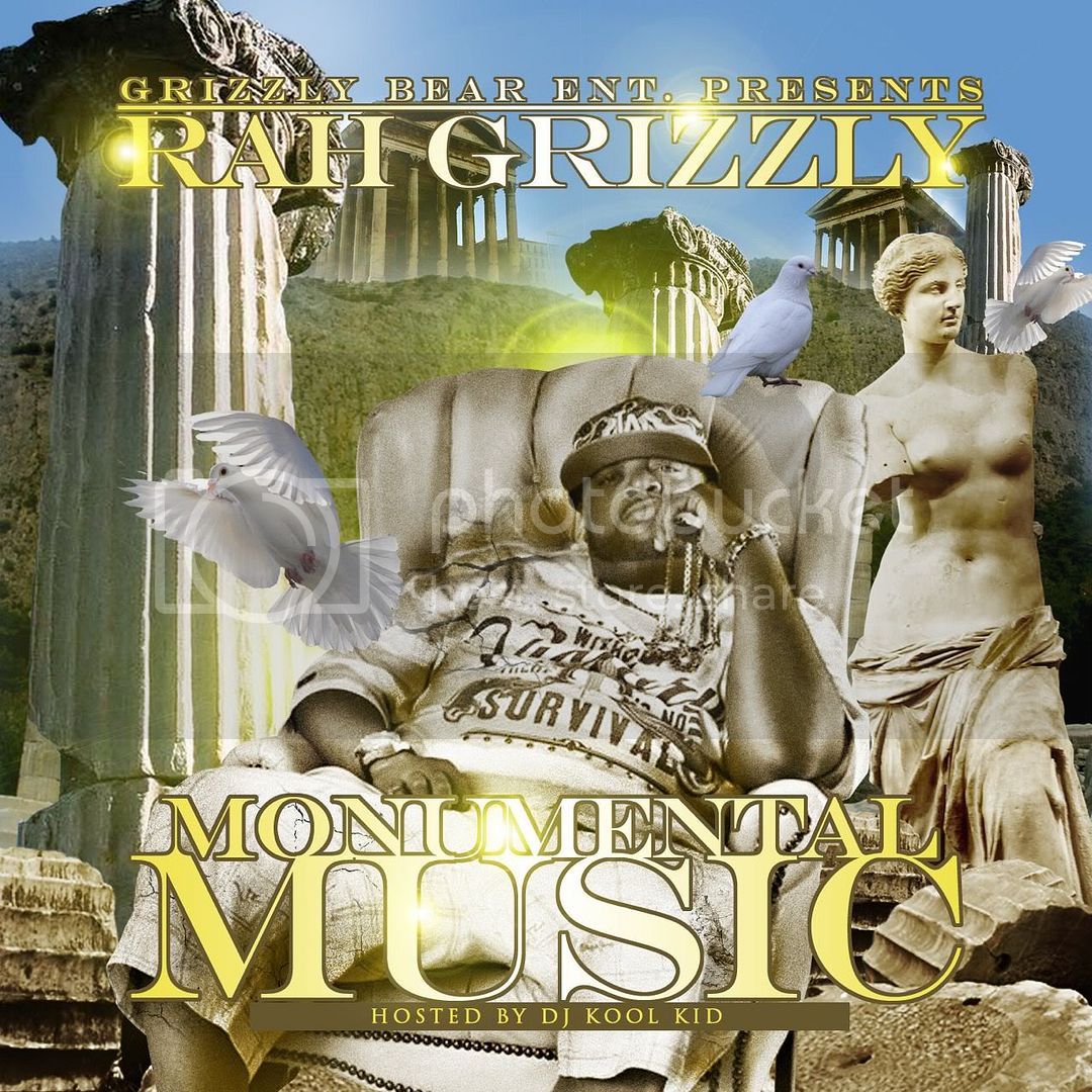 Rah Grizzly - Monumental Music
