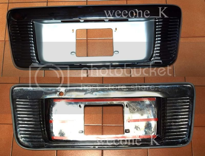 TAIL LIGHT ACCENT TRIM