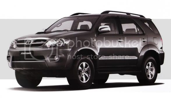 TOYOTA FORTUNER 05-08